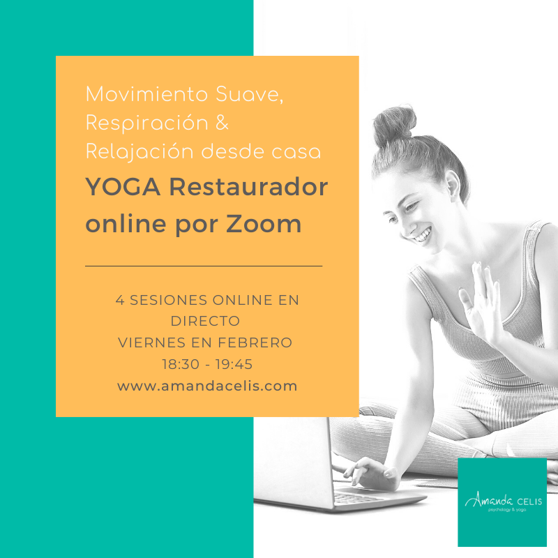 Yoga Restaurador 14 oct